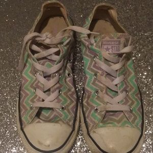 Converse All Star Low Tops 4